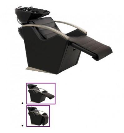 Lavacabezas Confort Elevación piernas eléctrico E046