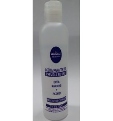000119 Aceite Antimanchas Tinte 200 ml