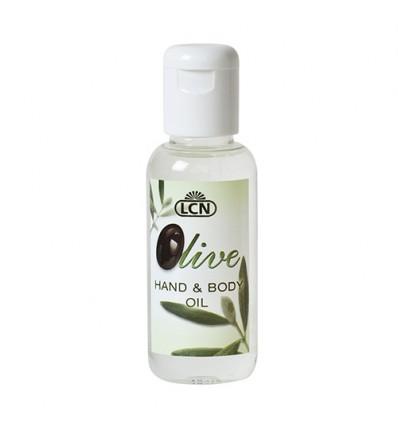 Olive Hand & Body Oil 100 ml