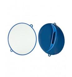 Espejo Redondo Azul