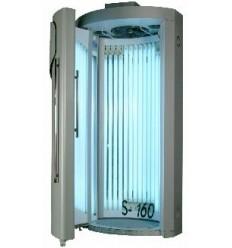 Cabina de Bronceado  36 Tubos Alpha Ultrarápida Solarium