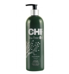 CHI® Tea Tree Oil Champú 12...