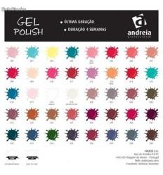 Gel Polish Andreia 10.5ml -...