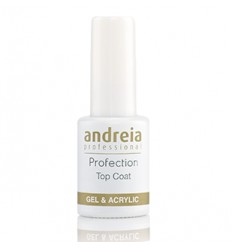 Top Coat Profection Gel & Acrílico 10.5m - Andreia Profesional