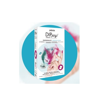 Dipping Powder Professional kit - Andreia Professional