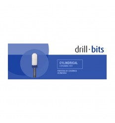 Fresa Cilíndrica Cerámica A.Drill