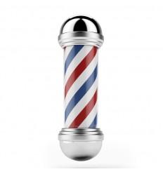 polo de barbero Cromado