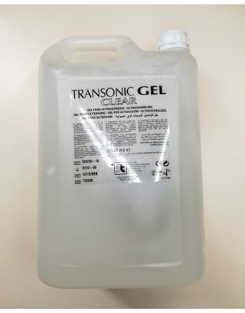 Gel Ultrasonidos Transonic...