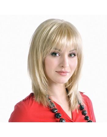 Kim Peluca mujer sintética