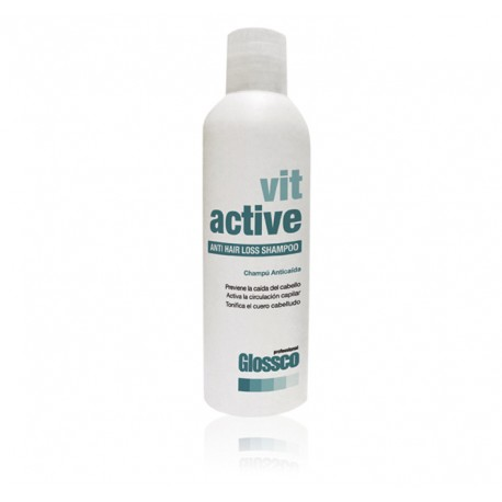 Champu Glossco Vit Active Anticaida 250ml