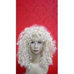 Rosi peluca de fibra...