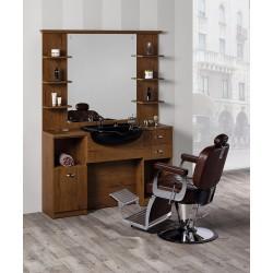 Mueble Vintage con Lavabo...