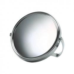 Espejo Redondo Cromado 7...
