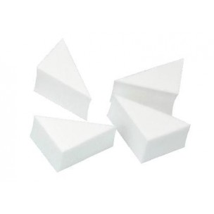 Esponja Inglesa Ramer Maquillar Triangulo 8 u