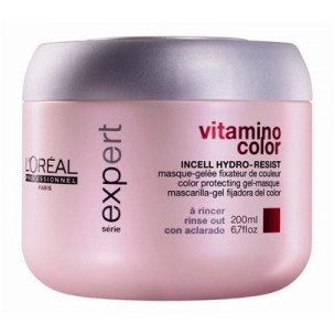 Mascarilla Lóreal Vitamino Color 200ml