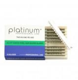 Cuchilla Navaja Platinium TWO-IN-ONE-USE in-1 10 Unidades