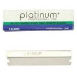 Cuchilla Navaja Platinum 5 Unidades