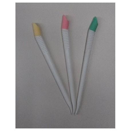 Palito Baja Pieles de Plástico 3 Unidades