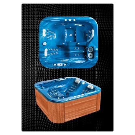 Spa aqua for Minipiscinas spa