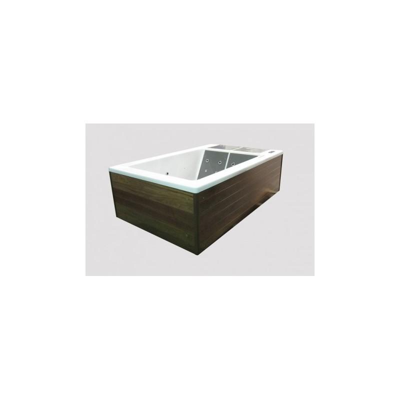 Spa square luxury 4 pl for Minipiscinas spa