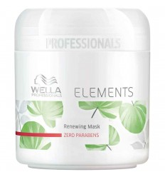Mascarilla Elements Renovadora  Wella
