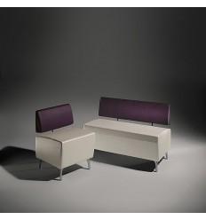 Sofá de Espera Opale
