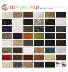 47 Colores - Sillón de Barbero Exécutif