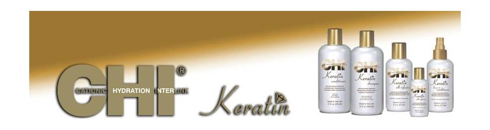 Línea CHI Keratín
