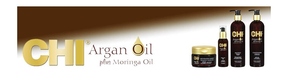 Línea CHI Argan Oil