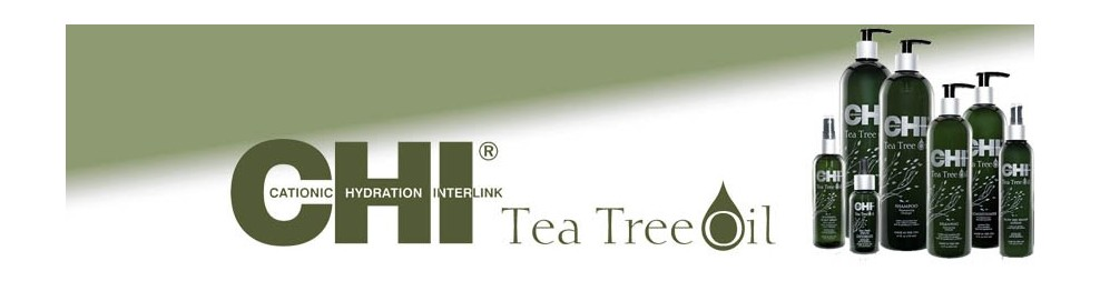 Línea CHI Tea Tree Oil