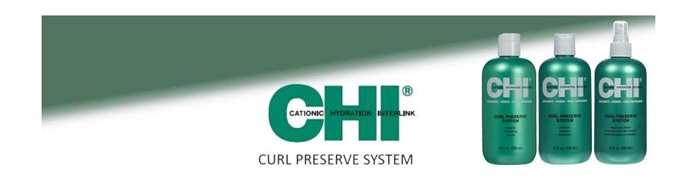Línea CHI Curl Preserve