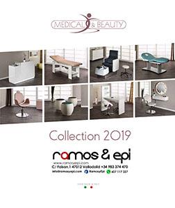 Mobiliario Medical and Beauty Collección 2019