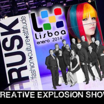 CREATIVE EXPLOSION SHOW – Lisboa (enero 2015)
