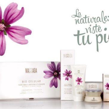 Presentación Novedades Massada:  Productos cosméticos naturales