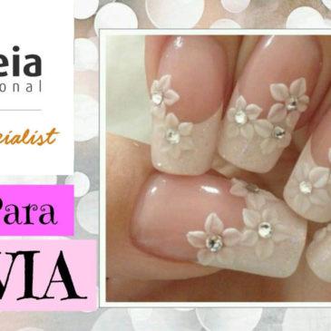 Curso / Taller de decoración de uñas Andreia